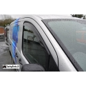 Peugeot Expert / Toyota Proace / Fiat Scudo / Citroen Jumpy (07-16) logu deflektori, 2 gab.
