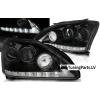 LEXUS RX 330 / 350 (03-08) priekšējie LED Dayline lukturi, melni