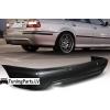 BMW E39 sedana aizmugurējais bamperis M5 ar PDC