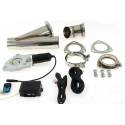 The exhaust system sounds regulator 63mm HQ