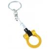 Atslēgu piekariņš, vilkšanas āķis / zelta