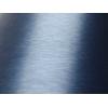 Pašlīmējošā plēve zila/strīpaina alumīnija efekts, 1.5x1m