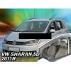 VW Sharan (10-...) logu deflektori, 2 gab.