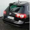 VW Passat B6 (05-10) Variant, aizmugurējā loga deflektors/spoileris