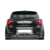 Seat Ibiza (08-...) aizmugurējā bampera uzlika