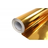 Pašlīmējošā plēve hromēta zelta, 1,52x30m