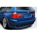 BMW X5 E53 (99-06) aizmugurējā bampera uzlika 4.6 is