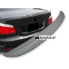 BMW E60 spoileris uz bagāžnieka, M5 look