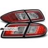 Mazda 6 (02-08) aizmugurējie LED lukturi, hromēti