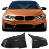 BMW F30, F31, F34, F35, F32, F33, F36, X3 spoguļu uzlikas, Karbona