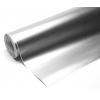 Pašlīmējošā plēve metāliska Pērļu sudraba/glancēta 0,5x2m