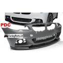BMW F10/F11 (13-16) priekšējais bamperis ar PDC, M-Performance