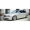 BMW E39 (95-03) sedan logu deflektori,4 gab