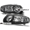 Alfa Romeo 147 priekšējie lukturi, melni