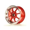 Alumīnija diski Japan Racing TF2 15x7,5 ET30 4x100/114 Red