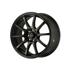 Alumīnija diski Japan Racing JR2 16x7 ET40 4x100/114 Matt Black