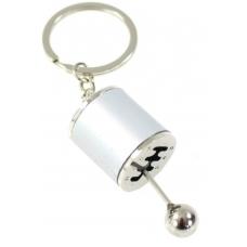Atslēgu piekariņš, ātrumārslēgs / sudraba