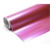 Pašlīmējošā plēve metāliska Pērļu rozā/glancēta 0.5x1m