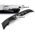 BMW F22/F23 aizmugurējā bampera diffuzors M-performance / M-tech, single