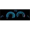 Peugeot 106 (91-96) plazmas spidometri 20-220km/h, 8000 RPM, balti