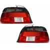 BMW E39 aizmugurējie LED lukturi, tonēti / HELLA