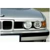 BMW E34 priekšējo lukturu uzlikas