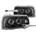 VW Vento (92-97) head lights, black