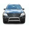 Mercedes-benz M-class W164 priekšējais aizsargstienis