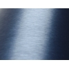Pašlīmējošā plēve zila/strīpaina alumīnija efekts, 0.5x1m