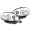 Citroen Saxo (99-03) priekšējie lukturi, dayline, hromēti
