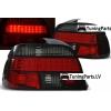 BMW E39 aizmugurējie LED lukturi, tonēti
