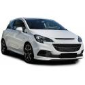 Opel Corsa E (14-...) priekšējā reste, melna