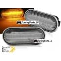 VW Golf 4 / Bora / Golf 3 / Seat Ibiza (95 -99) Toledo LED dinamiskie sānu pagriezieni, balti