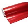 Pašlīmējošā plēve metāliska Pērļu sarkana/glancēta 0.5x2m