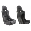 "Krēsls ""GTR"", melns"