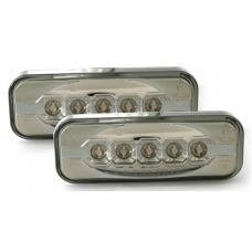 Opel Omega B (94-03) LED sānu pagriezienu rādītāji, tonēti