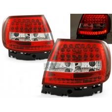 Audi A4 B5 (94-01) aizmugurējie LED lukturi
