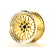 Alumīnija diski Japan Racing JR10 15x8 ET15 4x100/114 Gold