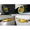 Lukturu tonēšanas plēve, dzeltena 0,3x1,2m