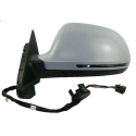 Audi A3 8P (08-10) Mirror left, with turn signal, for the 3-door version