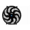 Dzesēšanas ventilators TurboWorks 35cm, priekšā