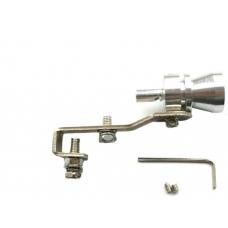 Turbo skaņas svilpe izpūtejam M 37-48mm