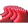 LED apgaismojuma virtenes 4x60cm sarkanas ar vairākām funkcijām