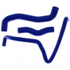 Radiatora silikona trubas, Nissan 350Z
