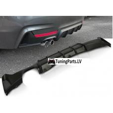BMW F32/F33 M-performance / M-tech aizmugurējā bampera difuzors