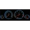 BMW E38; E39; E53 X5 plazmas spidometri 20-240km/h, karbona