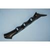 Mērinstrumentu turētājs Subaru Impreza 02-05 melns