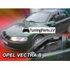 Opel Vectra B (96-02) sedana/combi logu deflektori, 4 gab.