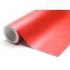 Pašlīmējošā plēve matēta hromēta sarkana, 0,5x2m