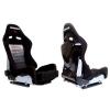 """Krēsls """"LOW MAX K608"""", melns / pelēks"""
